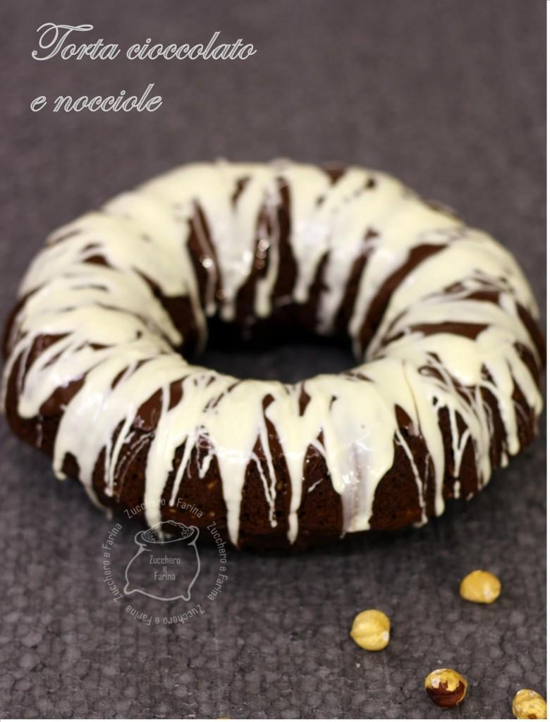 torta cacao yogurt nocciole