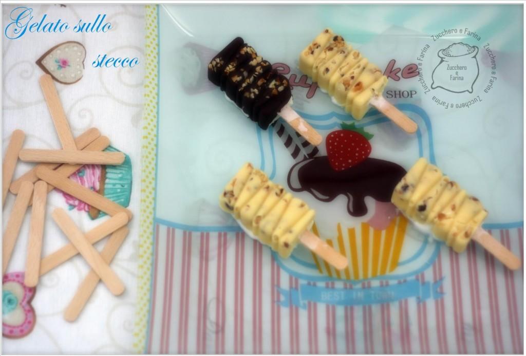 gelati sullo stecco