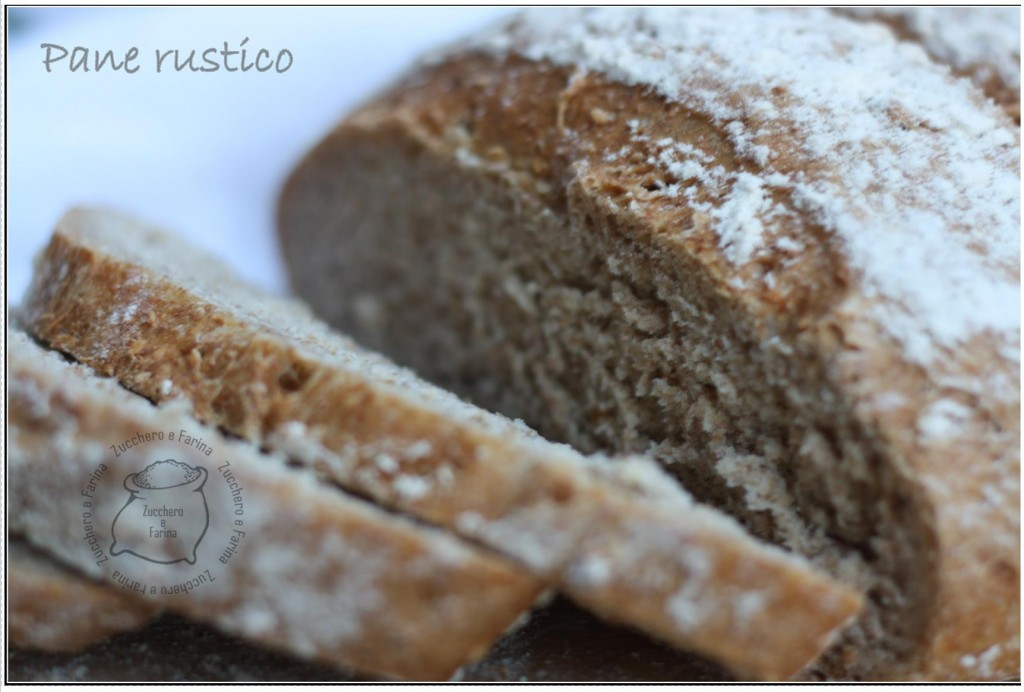 pane rustico 2 cr