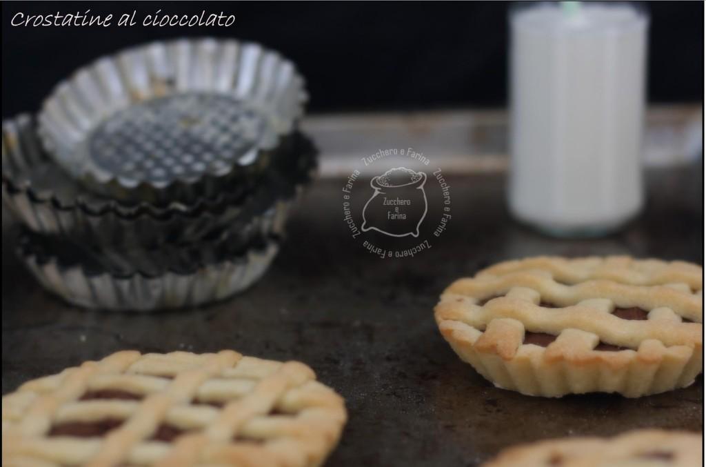 Crostatina nocciolata
