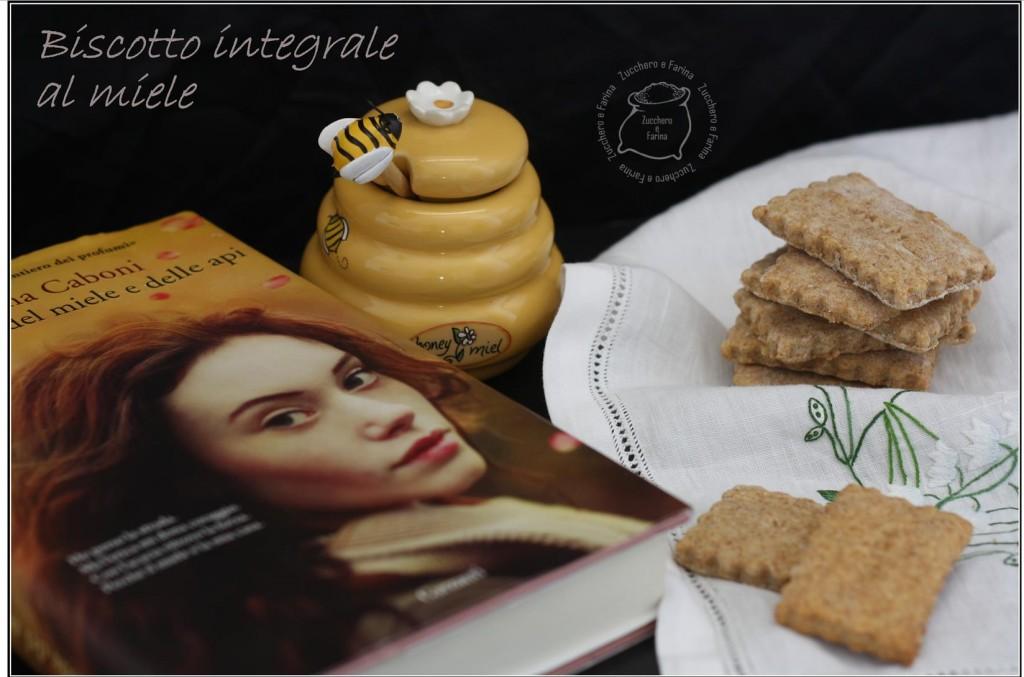 biscotto al miele la custode del miele delle api cr