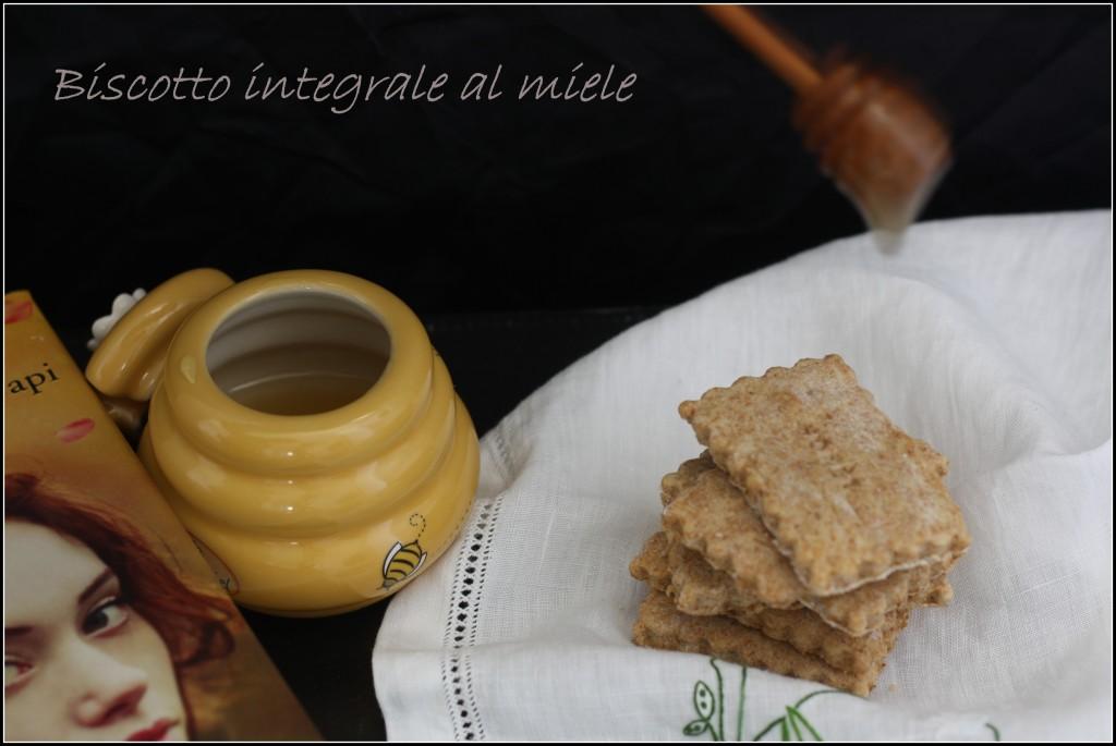 biscotto miele