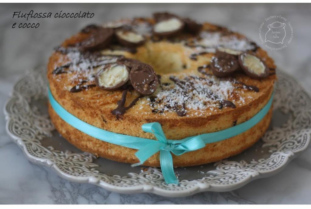 flufflosa cocco e cioccolata