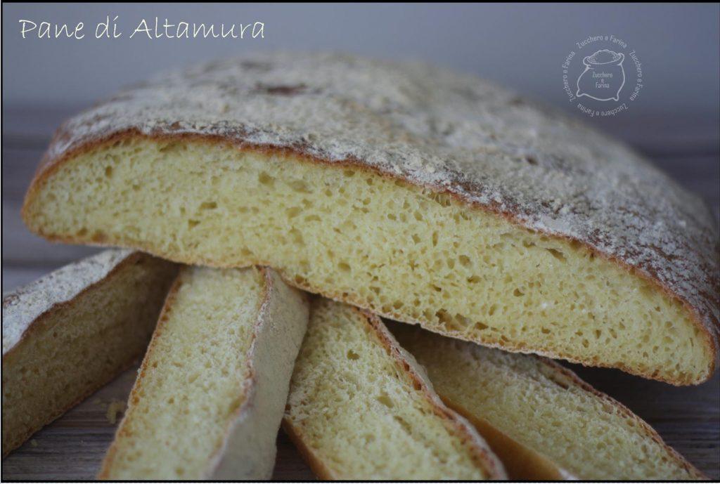 pane altamura fette