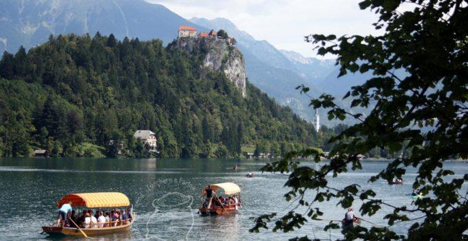 Slovenia, lago Bled