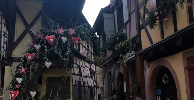 Alsazia, non solo mercatini di Natale. Parte I