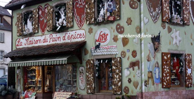 Strasburgo e museo del pan di spezie , Alsazia parte III